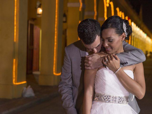 El matrimonio de Thibault y Diana en Cartagena, Bolívar 57