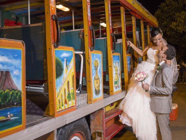 El matrimonio de Thibault y Diana en Cartagena, Bolívar 59