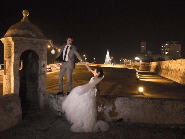 El matrimonio de Thibault y Diana en Cartagena, Bolívar 60