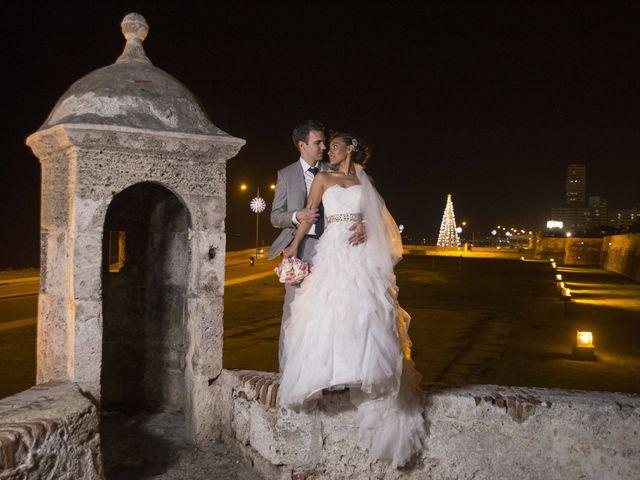 El matrimonio de Thibault y Diana en Cartagena, Bolívar 61