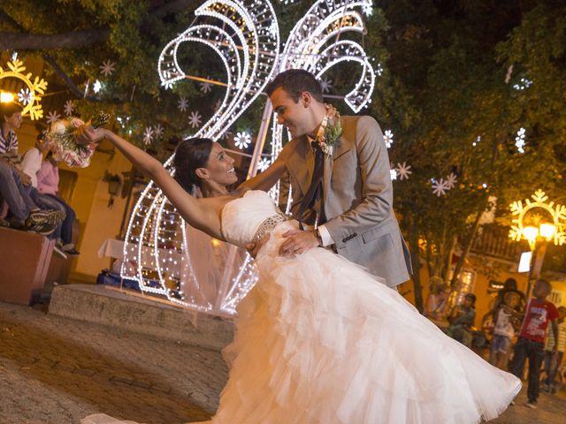 El matrimonio de Thibault y Diana en Cartagena, Bolívar 63