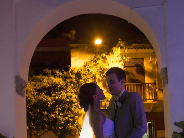El matrimonio de Thibault y Diana en Cartagena, Bolívar 64