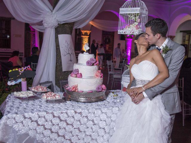 El matrimonio de Thibault y Diana en Cartagena, Bolívar 68