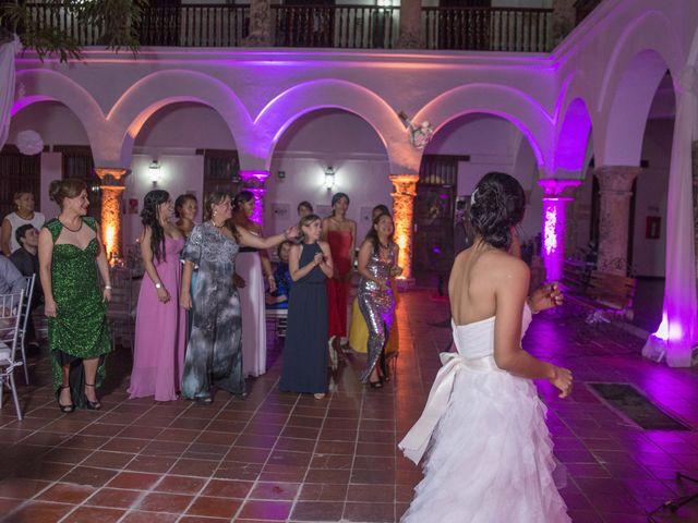 El matrimonio de Thibault y Diana en Cartagena, Bolívar 71