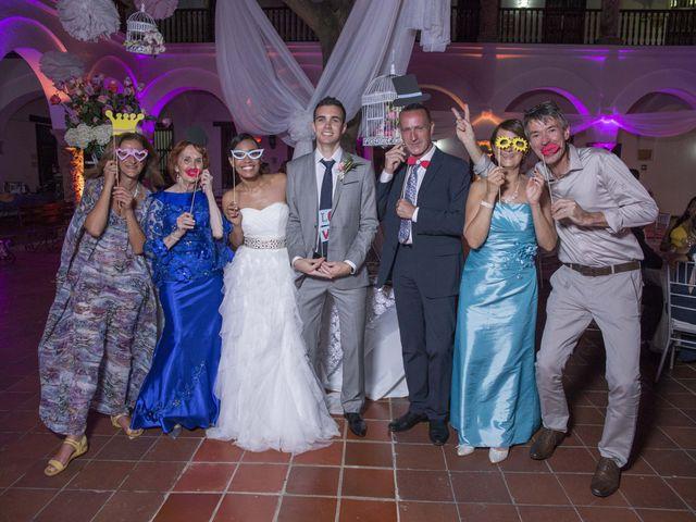 El matrimonio de Thibault y Diana en Cartagena, Bolívar 73