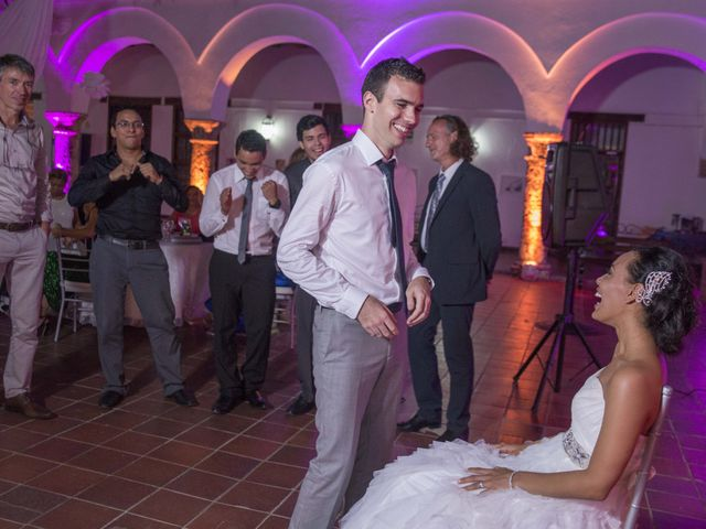 El matrimonio de Thibault y Diana en Cartagena, Bolívar 79