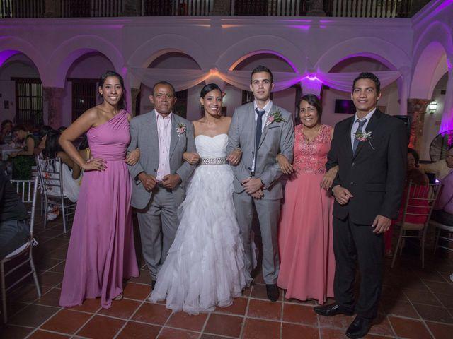 El matrimonio de Thibault y Diana en Cartagena, Bolívar 84