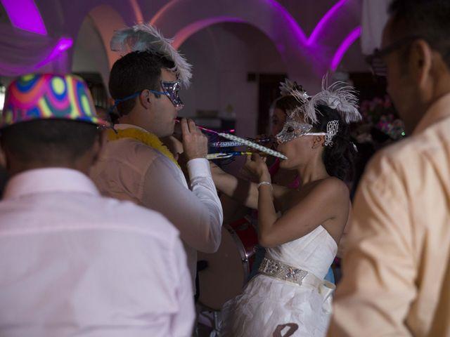 El matrimonio de Thibault y Diana en Cartagena, Bolívar 86