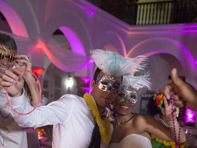 El matrimonio de Thibault y Diana en Cartagena, Bolívar 87