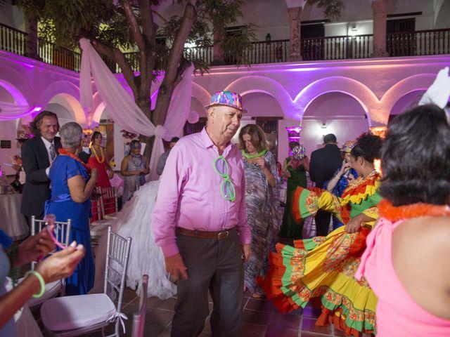 El matrimonio de Thibault y Diana en Cartagena, Bolívar 90