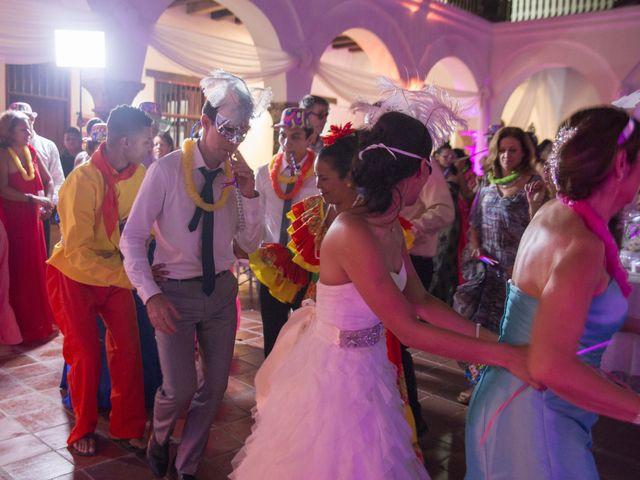 El matrimonio de Thibault y Diana en Cartagena, Bolívar 91