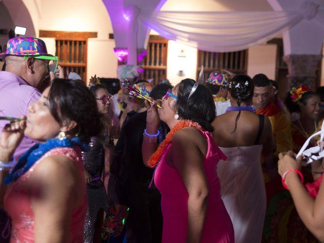 El matrimonio de Thibault y Diana en Cartagena, Bolívar 93