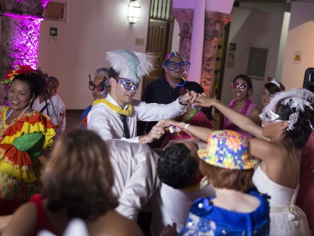 El matrimonio de Thibault y Diana en Cartagena, Bolívar 95