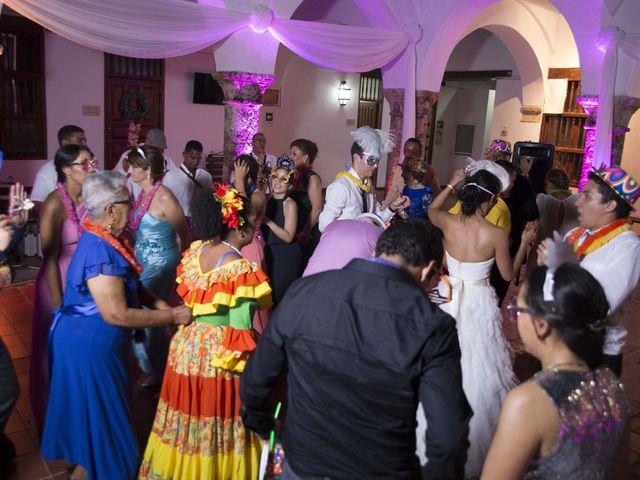 El matrimonio de Thibault y Diana en Cartagena, Bolívar 96