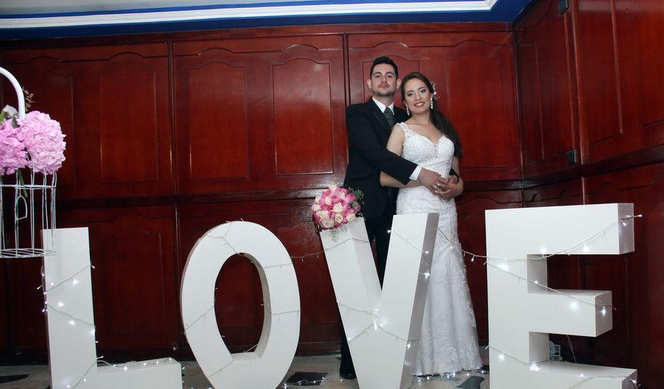 El matrimonio de Jhoana  y Andrés  en Bogotá, Bogotá DC