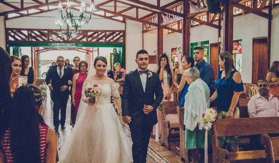 El matrimonio de Anderson y Diana en Armenia, Quindío