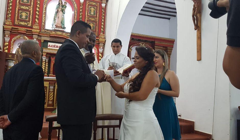 El matrimonio de Diego Alonso  y Marlen Carolina  en Jamundí, Valle del Cauca