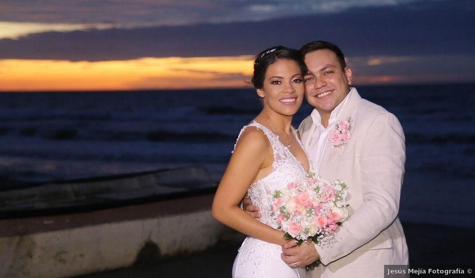 El matrimonio de Juan y Leidy en Cartagena, Bolívar