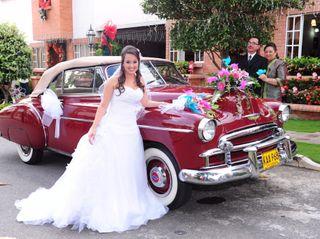 El matrimonio de Ximena y Carlos 2