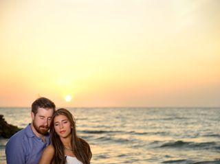 El matrimonio de María José y Max 1