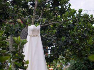 El matrimonio de Catalina y Francisco 1