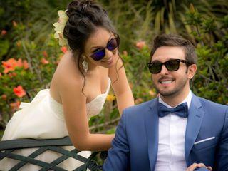 El matrimonio de Catalina y Francisco