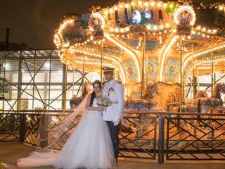El matrimonio de Carolina y Carlos