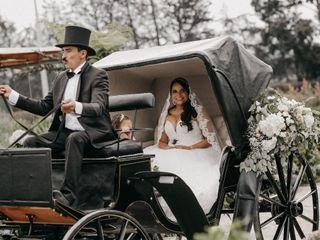 El matrimonio de Marcela y Edwin 1