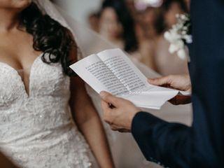 El matrimonio de Marcela y Edwin 2