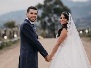 El matrimonio de Marcela y Edwin