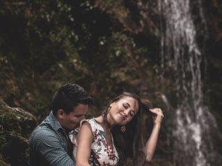 El matrimonio de Stefania y Felipe 1