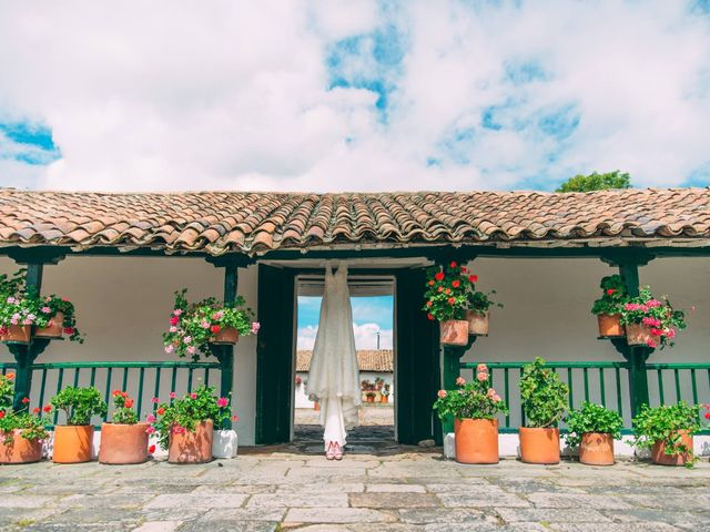 El matrimonio de Juan Pablo y Maria Alejandra en Cajicá, Cundinamarca 15