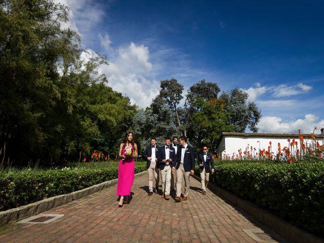 El matrimonio de Juan Pablo y Maria Alejandra en Cajicá, Cundinamarca 61