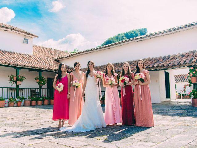 El matrimonio de Juan Pablo y Maria Alejandra en Cajicá, Cundinamarca 65