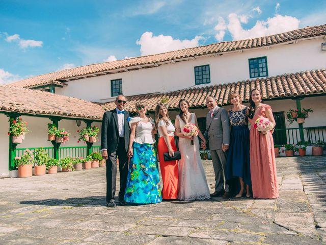El matrimonio de Juan Pablo y Maria Alejandra en Cajicá, Cundinamarca 75