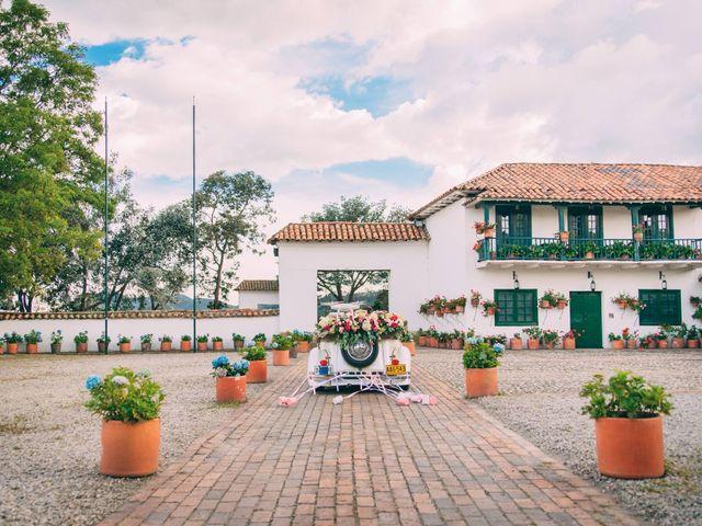 El matrimonio de Juan Pablo y Maria Alejandra en Cajicá, Cundinamarca 145