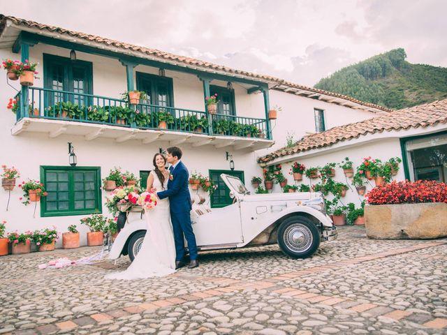 El matrimonio de Juan Pablo y Maria Alejandra en Cajicá, Cundinamarca 147