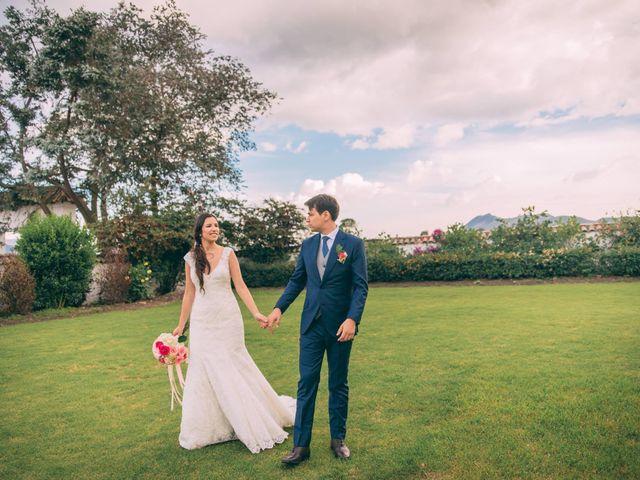 El matrimonio de Maria Alejandra y Juan Pablo