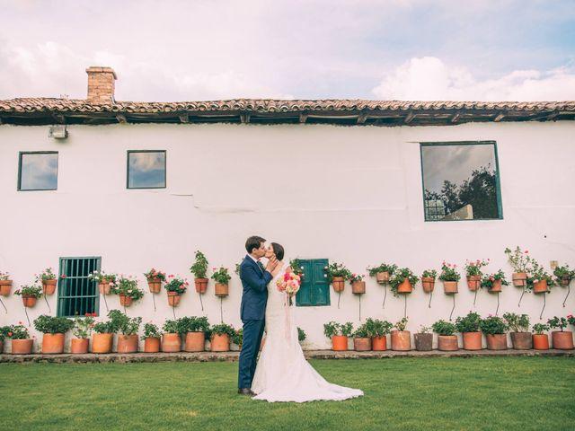 El matrimonio de Juan Pablo y Maria Alejandra en Cajicá, Cundinamarca 153