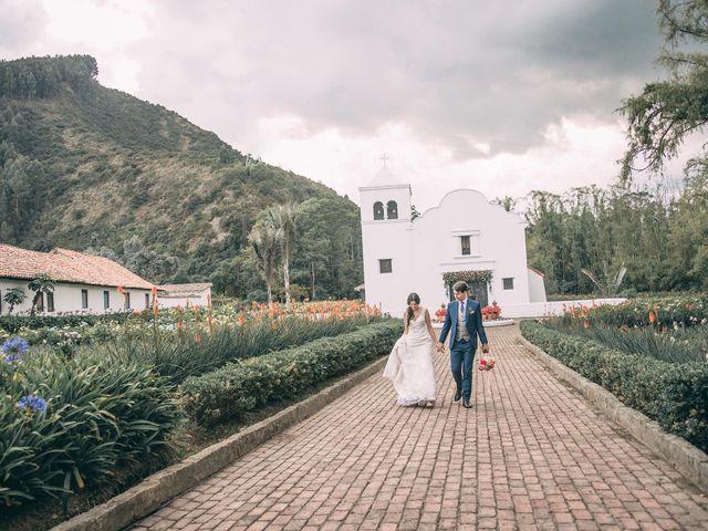 El matrimonio de Juan Pablo y Maria Alejandra en Cajicá, Cundinamarca 2