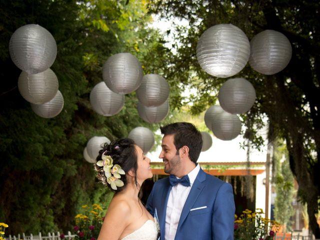 El matrimonio de Francisco y Catalina en Cota, Cundinamarca 17