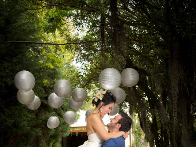 El matrimonio de Francisco y Catalina en Cota, Cundinamarca 19