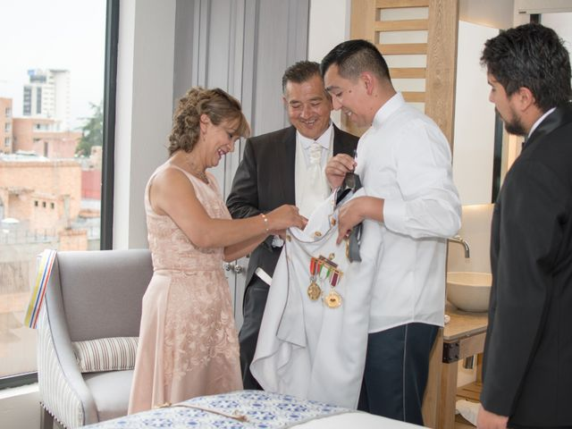 El matrimonio de Carlos y Carolina en Bogotá, Bogotá DC 7
