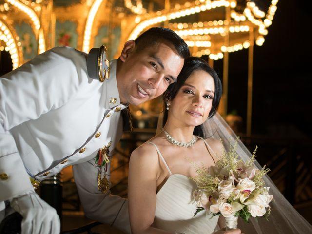 El matrimonio de Carlos y Carolina en Bogotá, Bogotá DC 1