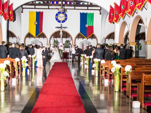 El matrimonio de Carlos y Carolina en Bogotá, Bogotá DC 28