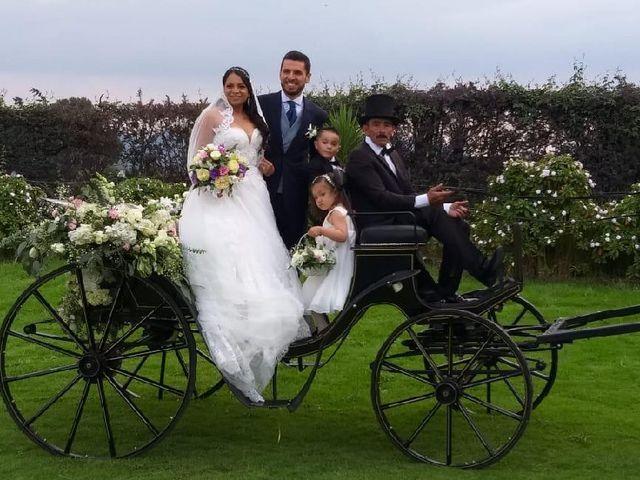 El matrimonio de Edwin y Marcela en Subachoque, Cundinamarca 1
