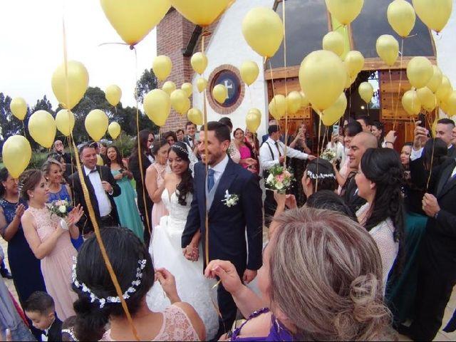 El matrimonio de Edwin y Marcela en Subachoque, Cundinamarca 5