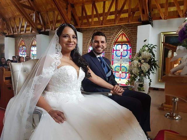 El matrimonio de Edwin y Marcela en Subachoque, Cundinamarca 9