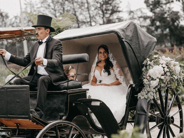 El matrimonio de Edwin y Marcela en Subachoque, Cundinamarca 11
