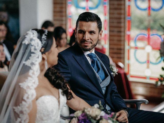 El matrimonio de Edwin y Marcela en Subachoque, Cundinamarca 13